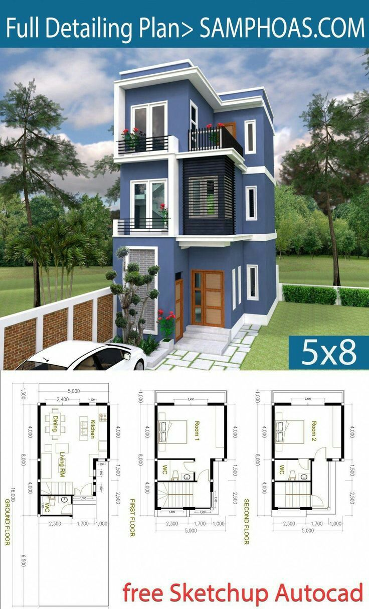 House Front Design In 2021 Model House Plan House Front Design Sims House Plans