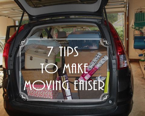 Kids moving to college? Moving across town or across the country? Check out these tips to make moving a little easier! #moving #turtleback #college #pinterest