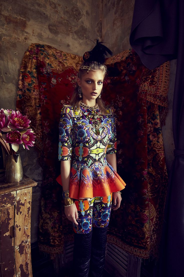AW13 | TALES FROM A READING ROOM | @CAMILLAWITHLOVE #CAMILLAWITHLOVE