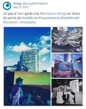 Qualité de vie au travail #QVT Espaces de travail, locaux - La Défense - Découvrez nos offres d'emploi : http://www.orsys.fr/?mode=recrutement