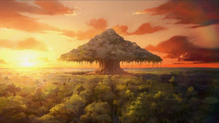 The Swamp Atla Avatar The Last Airbender Landscape