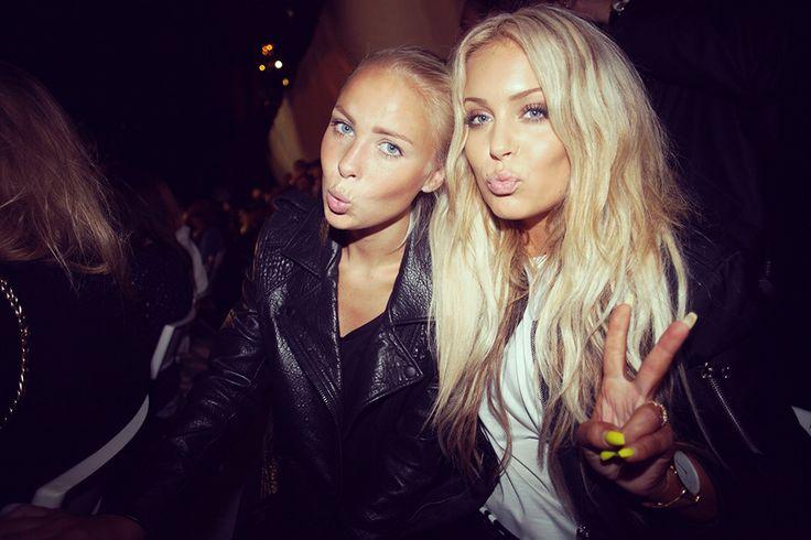 Fanny Lyckman and Victoria Tornegren   Swedish bloggers #vickydailyinspo