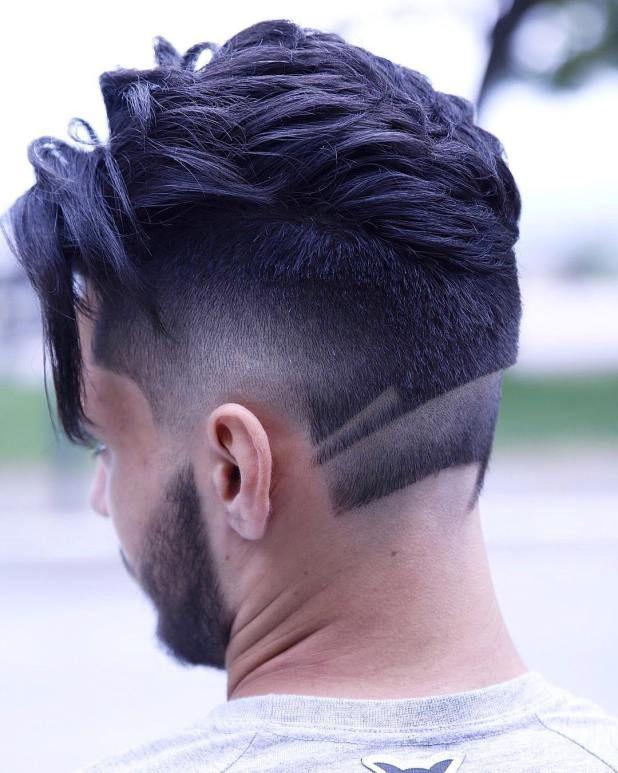 Los Mejores Peinados Para Hombre Para 2018 Conseguir 2018 Bekommen Besten Frisuren Manner Ne Long Hair Styles Men Mens Haircuts Fade Haircuts For Men