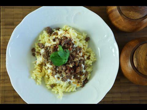 Mantı tadında Pratik Makarna Nasıl Yapılır ? - İdil Tatari - Yemek Tarifleri - YouTube
