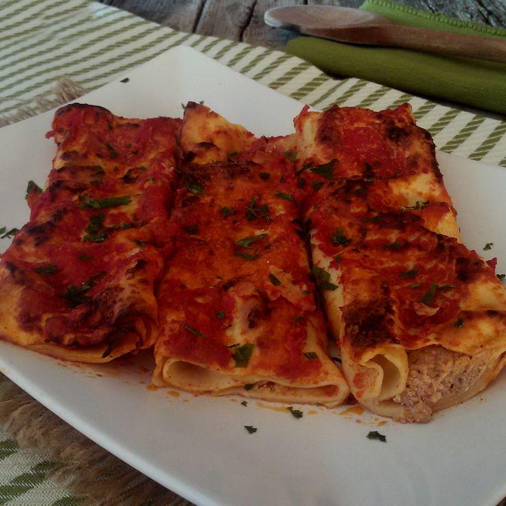 Cannelloni, ricetta tradizionale | Il mondo di Adry