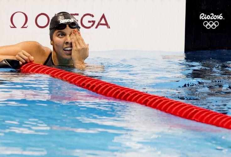Olympische helden, ook zonder medaille