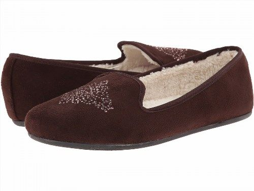 24.74$  Buy now - http://viqts.justgood.pw/vig/item.php?t=kqd9zpd17747 - Hush Puppies Womens Carnation Expresso Moccasin Loafer Slippers 6 Medium (B,M) 24.74$