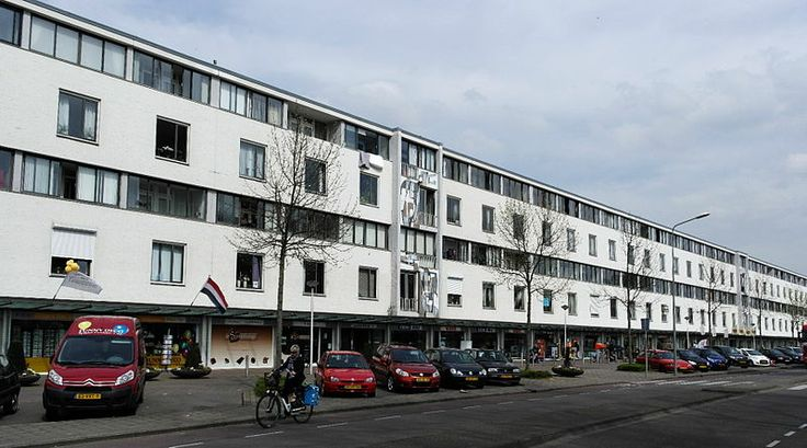 Winkelcentrum Caberg