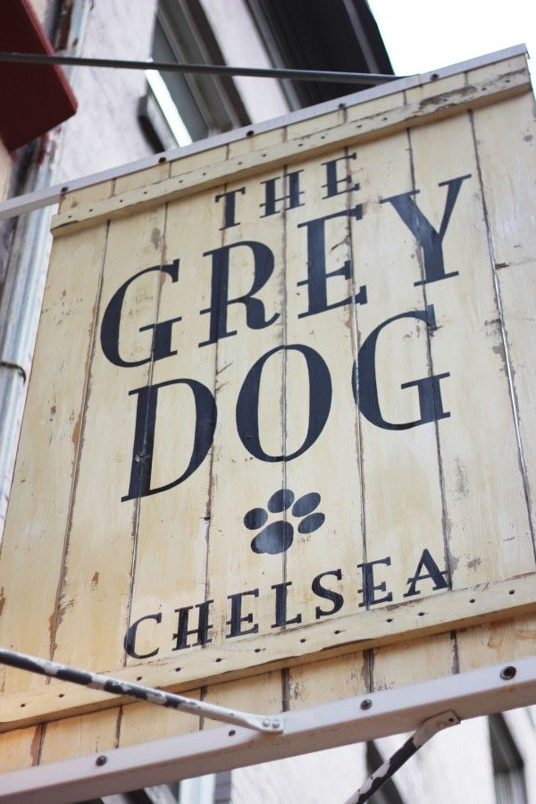 {The Grey Dog, NYC} Best coffee and sandwich place EVER