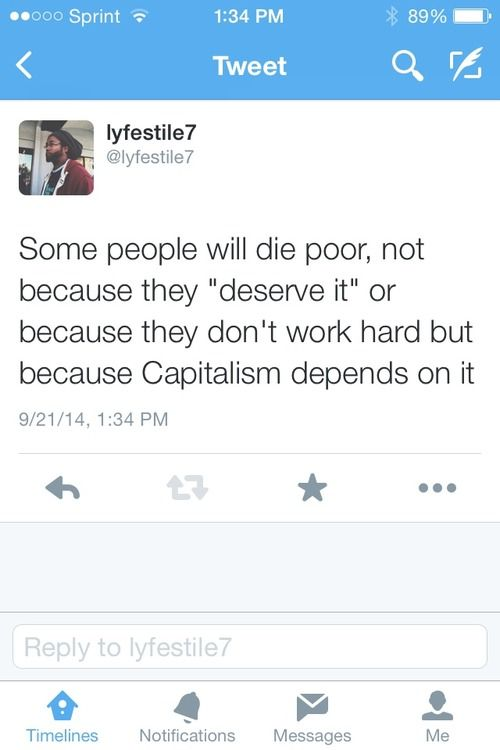 Capitalism is not the best route