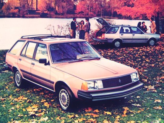 Renault 18 Sportwagon 1981