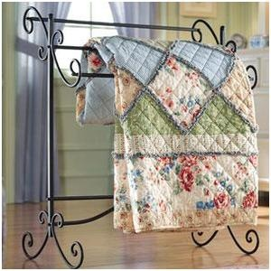 61 best metal quilt rack and quilts images on Pinterest ... : quilt rack metal - Adamdwight.com
