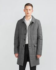 ZARA Man BNWT Grey Wool Long Quilted Flannel Coat Button Fastening L 5418/305  $139.94    End Date:  May-14 09:18   Buy It Now for only: US $139.94  Buy it now    |  http://bayfeeds.com/ebayitem.php?i=172101568796&u=3464&f=3228