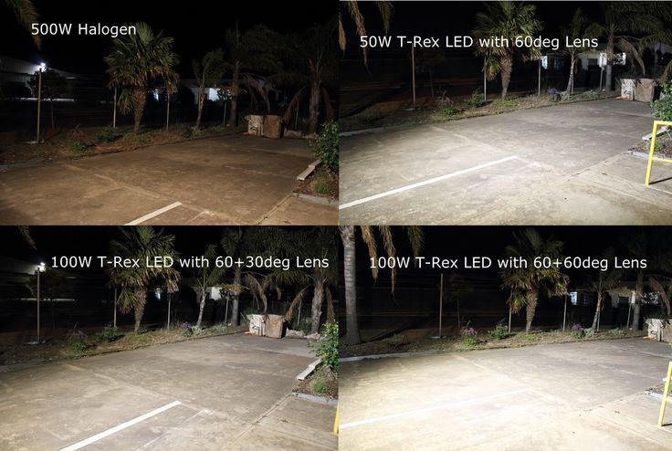 T300 T Rex Multi Purpose Flood lights, Hi Bays, Spot lights & Wall Washers - ECO INDUSTRIAL SUPPLIES