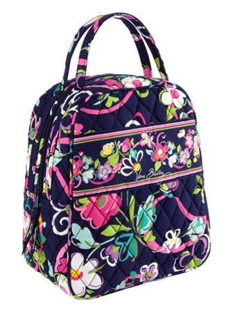 Vera Bradley l Lunch Bunch (Ribbons) | $34.00 - Sale $19.00