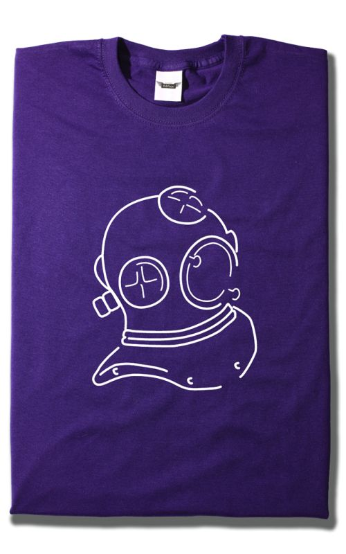 Camiseta Nombre Escafandra
