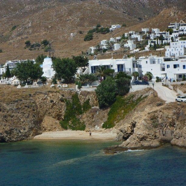 Relaxing in #Serifos island #greekislands#cyclades#aegeansea#greece#takemethere#beach#sun#holidays#destinations#thegreeceguide#greeklife#growingupgreek#portalgreece