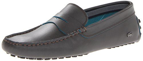 Lacoste Men's Concours10 Penny Loafer, Brown, 9 M US Lacoste http://www.amazon.com/dp/B00F6E5K2I/ref=cm_sw_r_pi_dp_RxKzvb104Y8HN