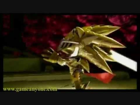 Dark Excalibur Sonic