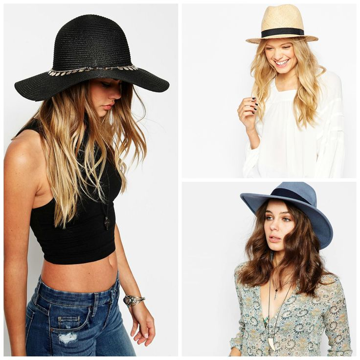 Summer hat from ASOS #asos #hat #summer #fashion #blog