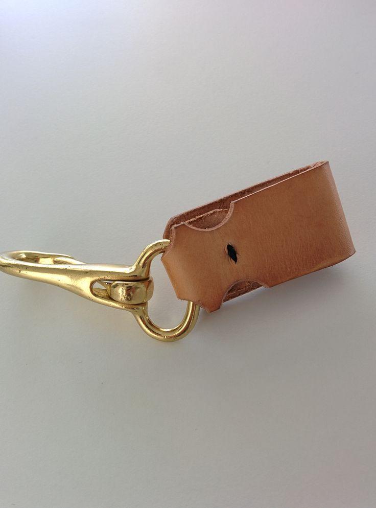 """Little sun"" belt keychain"