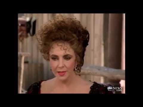 Elizabeth Taylor interview with Barbara Walters - YouTube