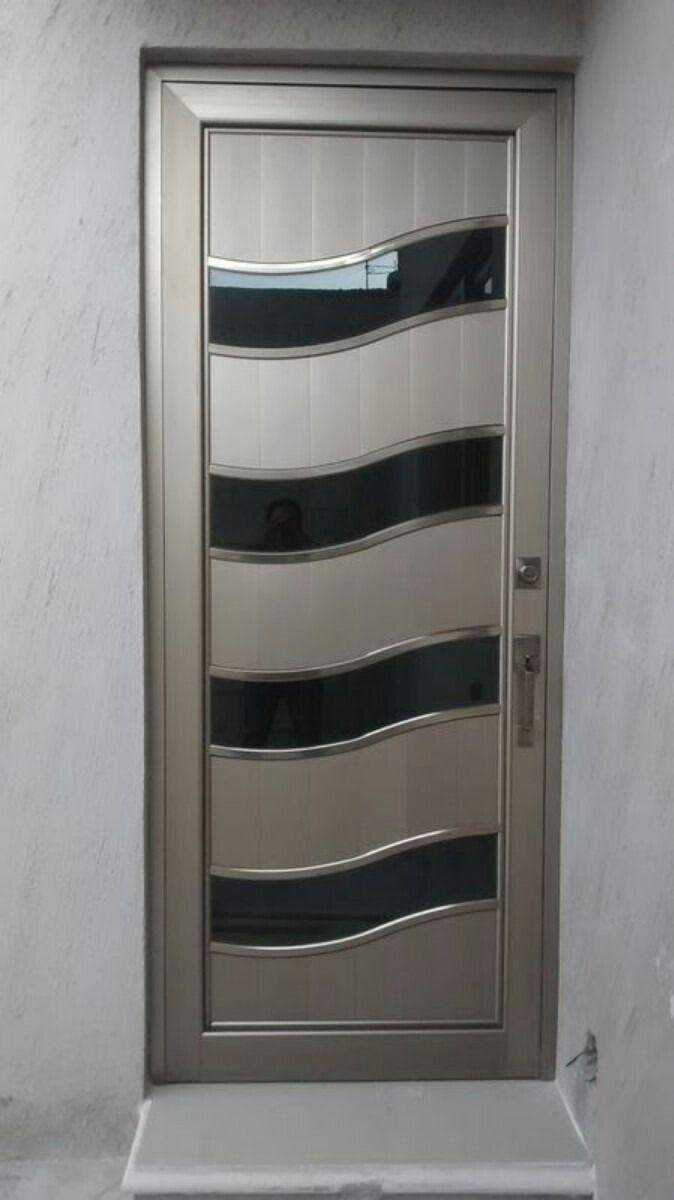 Modelos Puertas De Aluminio Para Exterior Puerta De Entrada De Con Puertas Moderna Puertas De Aluminio Puertas De Aluminio Modernas Puertas De Entrada Aluminio