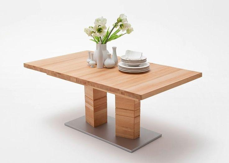 die besten 25 esstisch kernbuche ideen auf pinterest handwerker essb nke holztisch quader. Black Bedroom Furniture Sets. Home Design Ideas