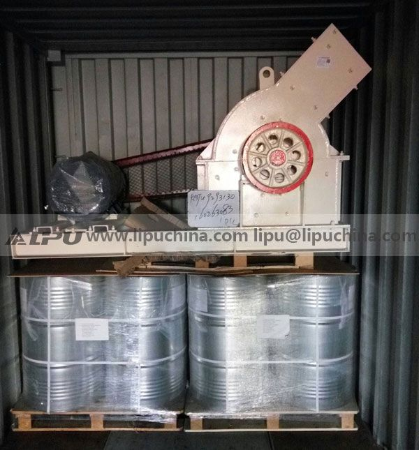 To crush medium-hard or brittle materials with hardness not more than 300Mpa and 15% moisture, such as coal, cement, gypsum, alumen, brick, tile, limestone, etc.