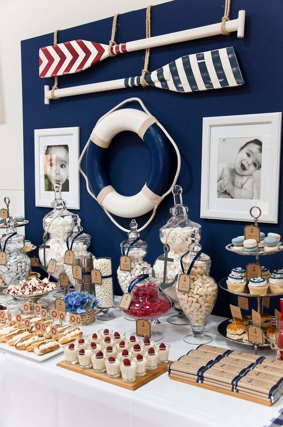 French Nautical | Styled By Coco: