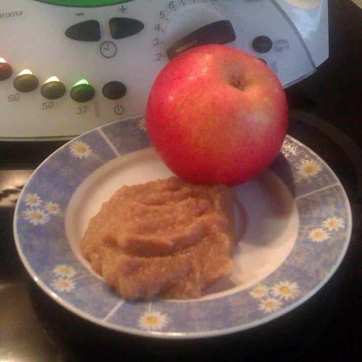 Recept Povidla z jablek od Dandy - Recept z kategorie Marmelády a sladké pomazánky