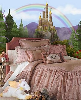 221 best images about girls bedrooms on pinterest pink for Fairy princess bedroom ideas