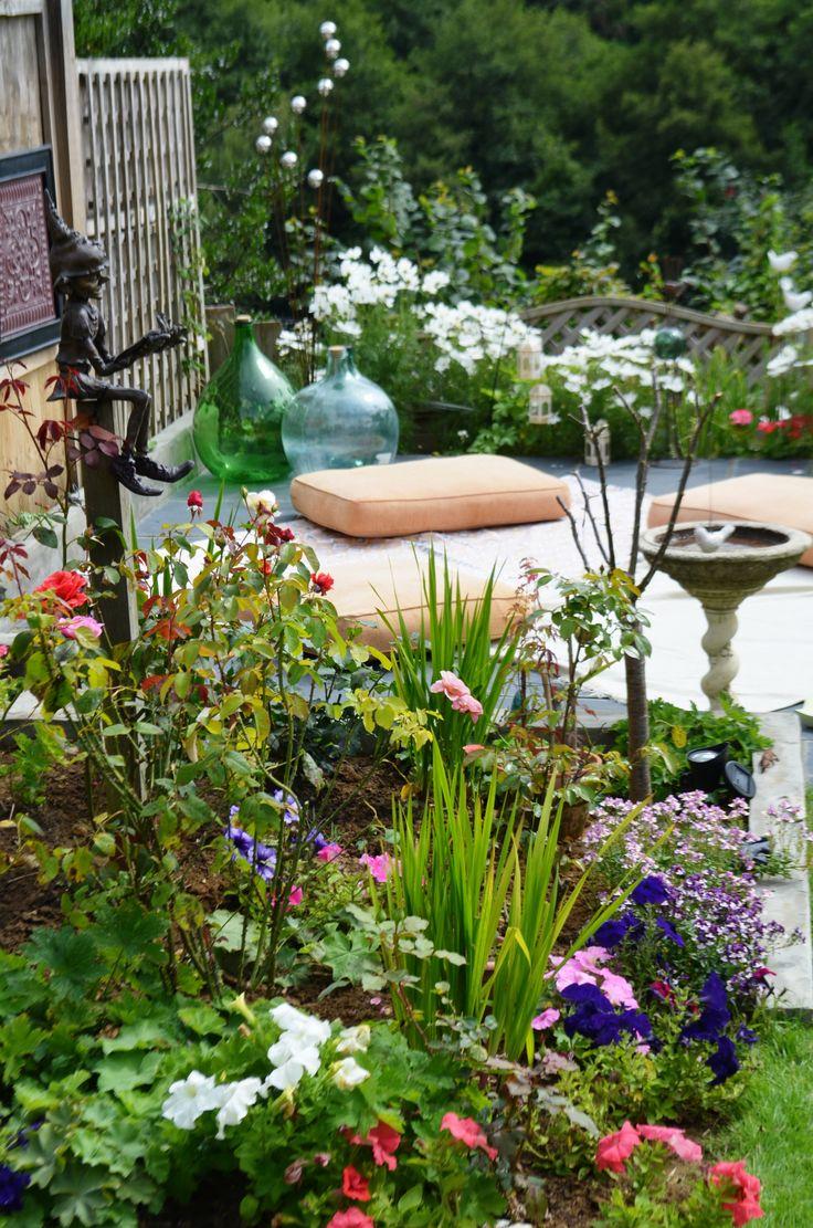 Swish Erial Fantasy Garden Designed By To One Garden Design Garden Ideas Images On Pinterest Small Garden Fantasy Garden Design