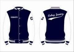 "Varsity ""Coboy Junior"" || Size: M-XXL || Rp 140.000"