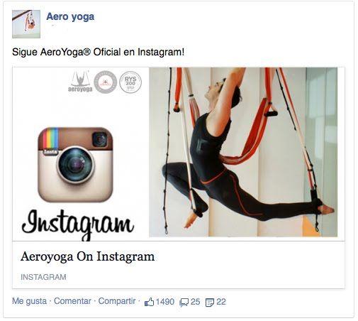 Síguenos en Instagram! CLIC EN LA FOTO PARA ENTRAR EN AEROYOGA® OFFICIAL EN INSTAGRAM  #AEROYOGA #AEROPILATES #WELOVEFLYING #airyoga #yogaaereo #aeroyogacursos #aeropilatescursos #aerialyoga #aerialpilates #teachertraining #formacion #profesional #ejercicio #columpio #tendencias #deporte #meditacion #bienestar #wellness #salud #medicina #fisioterapia #escuelas #rafaelmartinez
