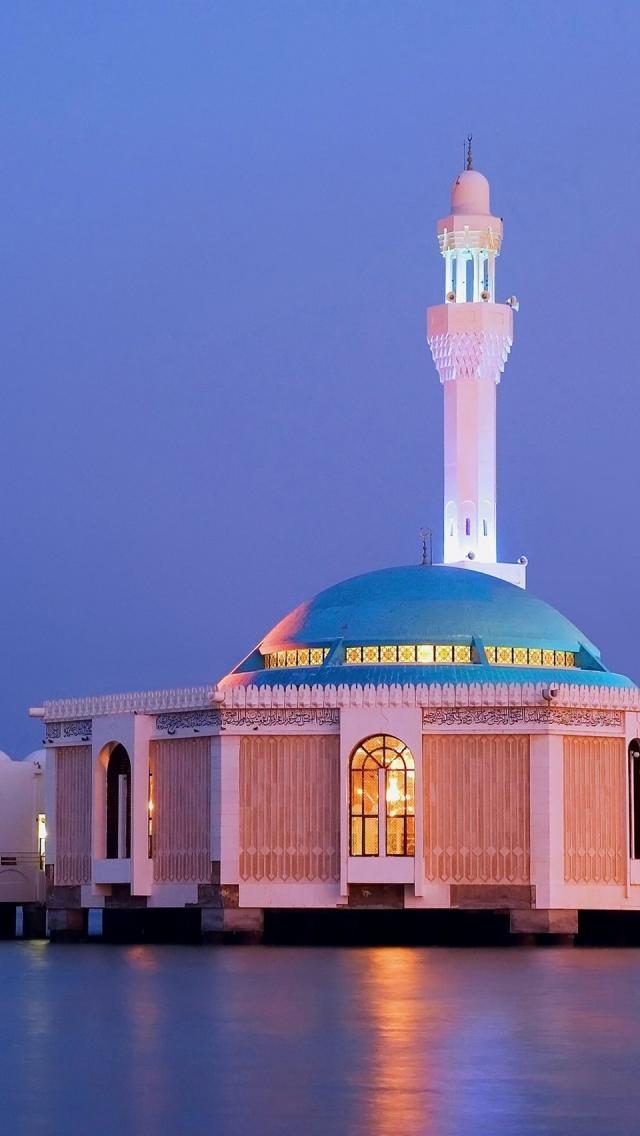 Al Rahma Mosque, Jeddah, Saudi Arabia