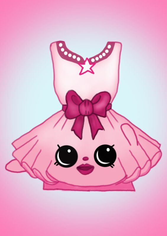Resultado de imagen para How to Draw Tutu Cute from Shopkins - Drawing Tutorials 1.