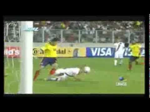 Goles Seleccion Colombia Eliminatorias Brasil 2014