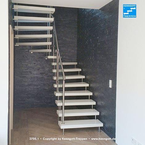 Più di 25 fantastiche idee su freitragende treppe su pinterest ...