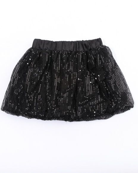 35.00 The Girl's Sequin Bubble Skirt by Baby Phat