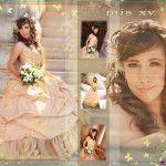 Panel de fotos y collage – XV AÑOS