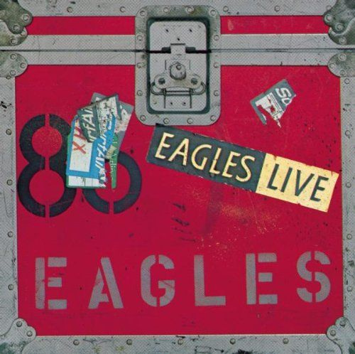 -Eagles Live Album ...got this album for Christmas the year it was released. Practically wore it out.