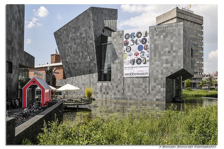 Van Abbe Museum by MichaelSchultes