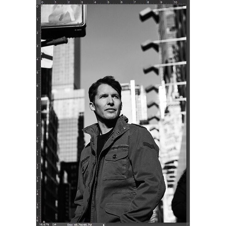Album cover and press photos for James Blunt in magical #NewYorkCity (2016) #5thAlbum Credit: Jimmy Fontaine photographer