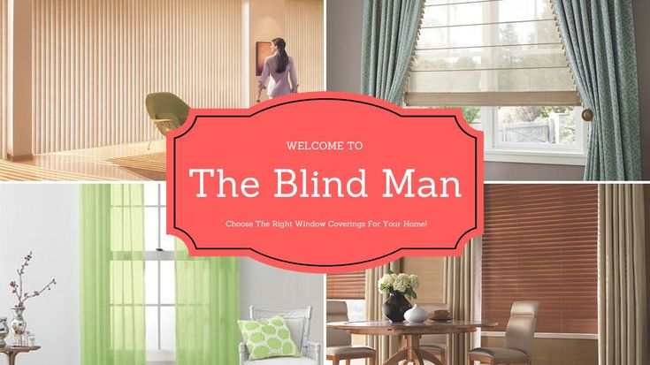 At The Blind Man our number one priority is customer satisfaction. The Blind Man takes the guesswork out of shopping and provides customers with the right solutions to meet their needs. Whether those needs include privacy, light control, insulation to reduce heating and cooling bills, or if they simply want to enhance their surroundings, we help customers with choices that bring them comfort, style and value. We offer shop at home service, free estimates, excellent customer service, quality…