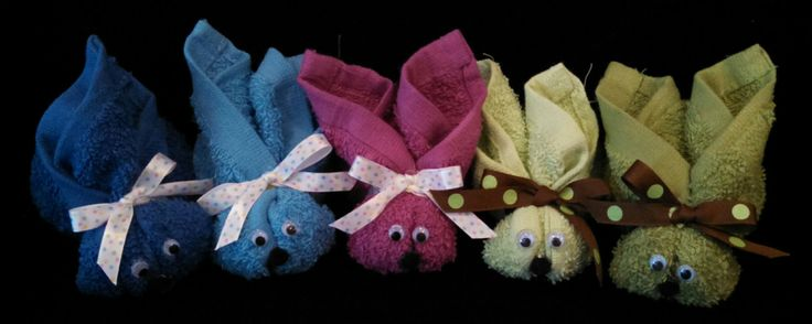 Boo Boo Bunnys (5 Colors to Choose From!) - Comes with ONE Boo Boo Bunny of your color choice and a handcrafted copy of the 'Boo Boo Poem'.