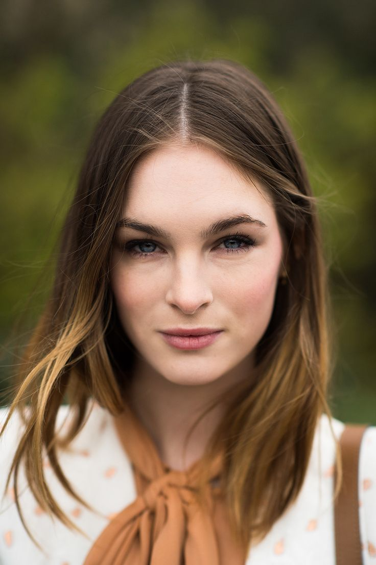 Beauty Street Style Fall 2014 Subtle Ombre Hair