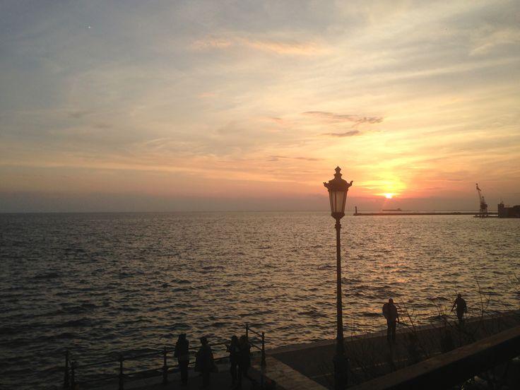Thessaloniki in October