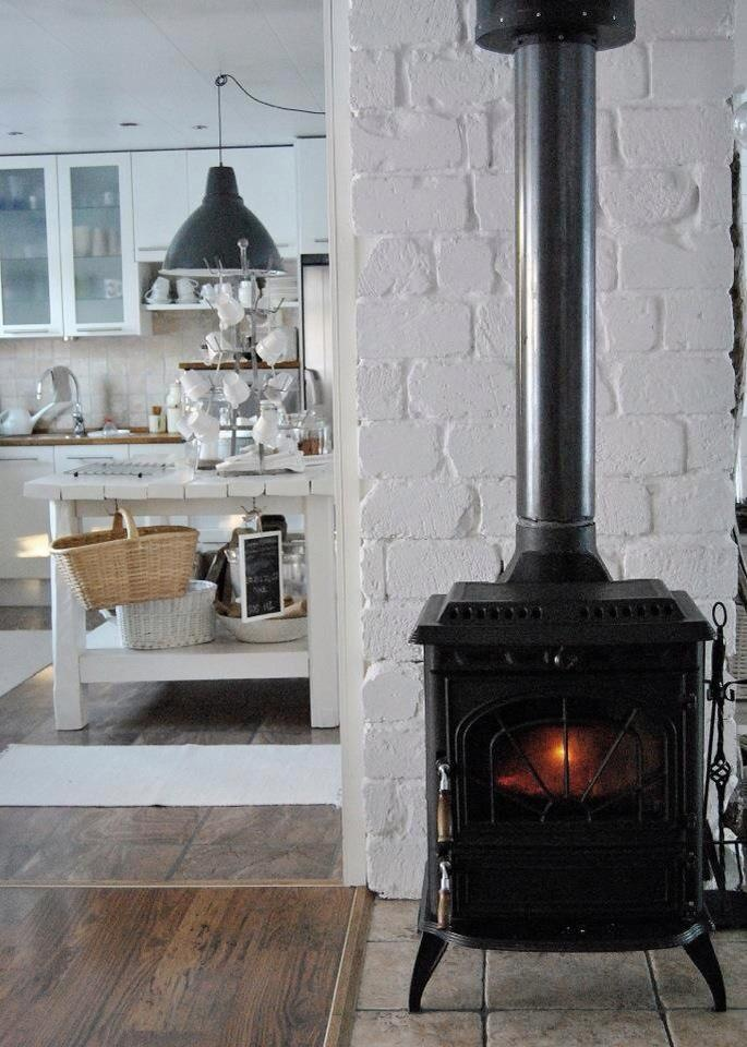 #woodstoves are so lovely! - 74 Best Wood Stove Images On Pinterest Wood Stoves, Fireplace