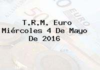 http://tecnoautos.com/wp-content/uploads/imagenes/trm-euro/thumbs/trm-euro-20160504.jpg TRM Euro Colombia, Miércoles 4 de Mayo de 2016 - http://tecnoautos.com/actualidad/finanzas/trm-euro-hoy/trm-euro-colombia-miercoles-4-de-mayo-de-2016/